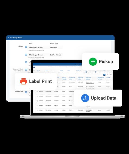 Logistics management software features