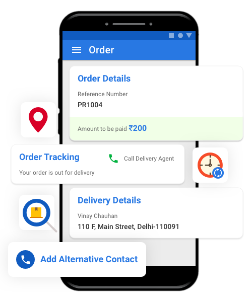 logistcis management system software for end customers