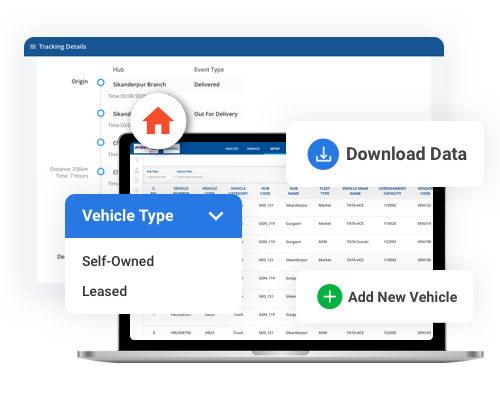 Best Transport Management Software India For Vehicle Capacity Utilization