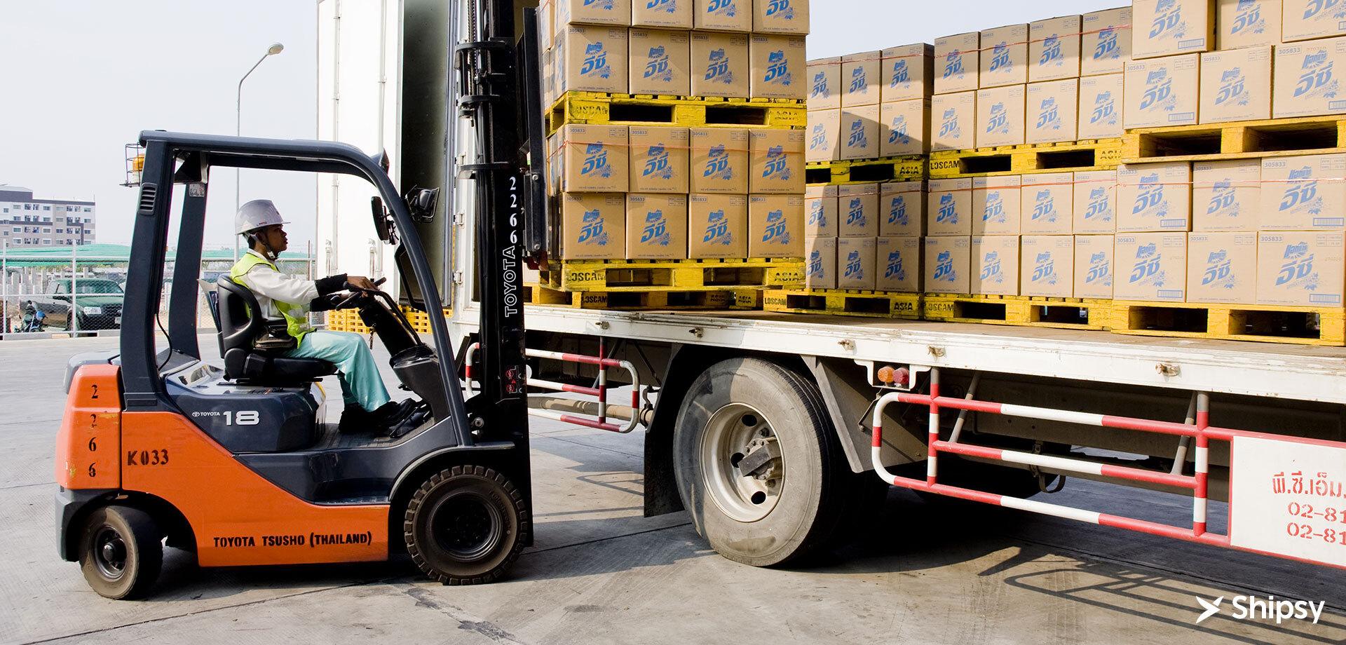 outbound logistics management